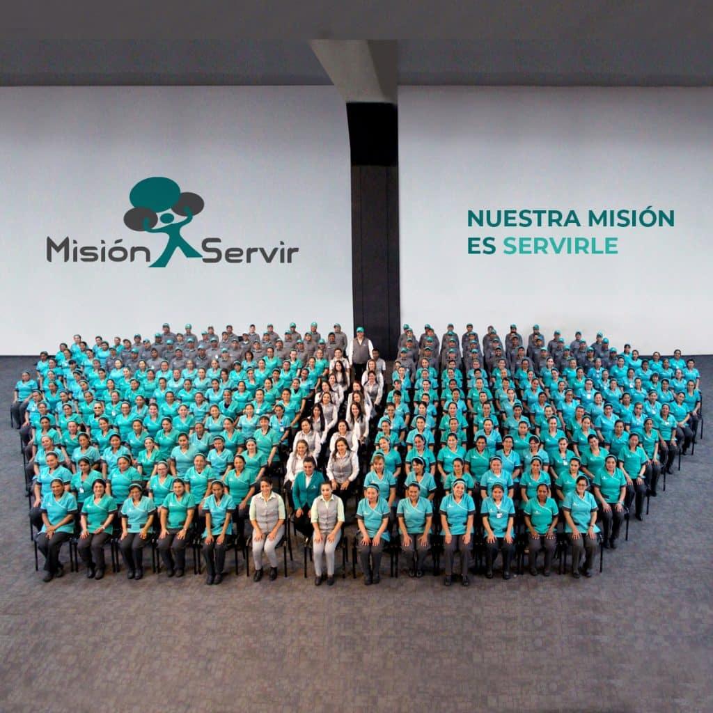 Personal de Aseo Misión Servir