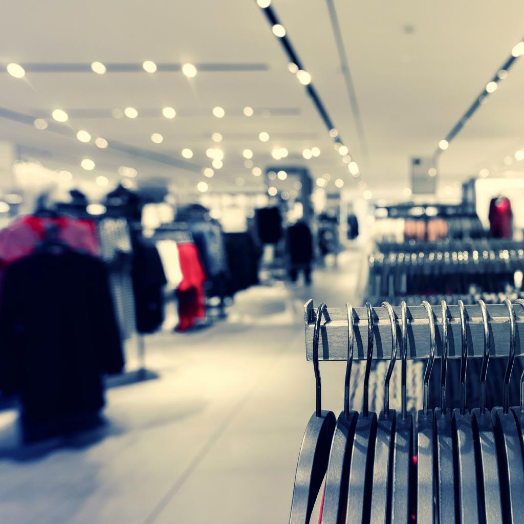 Limpieza en centros comerciales - Misión Servir