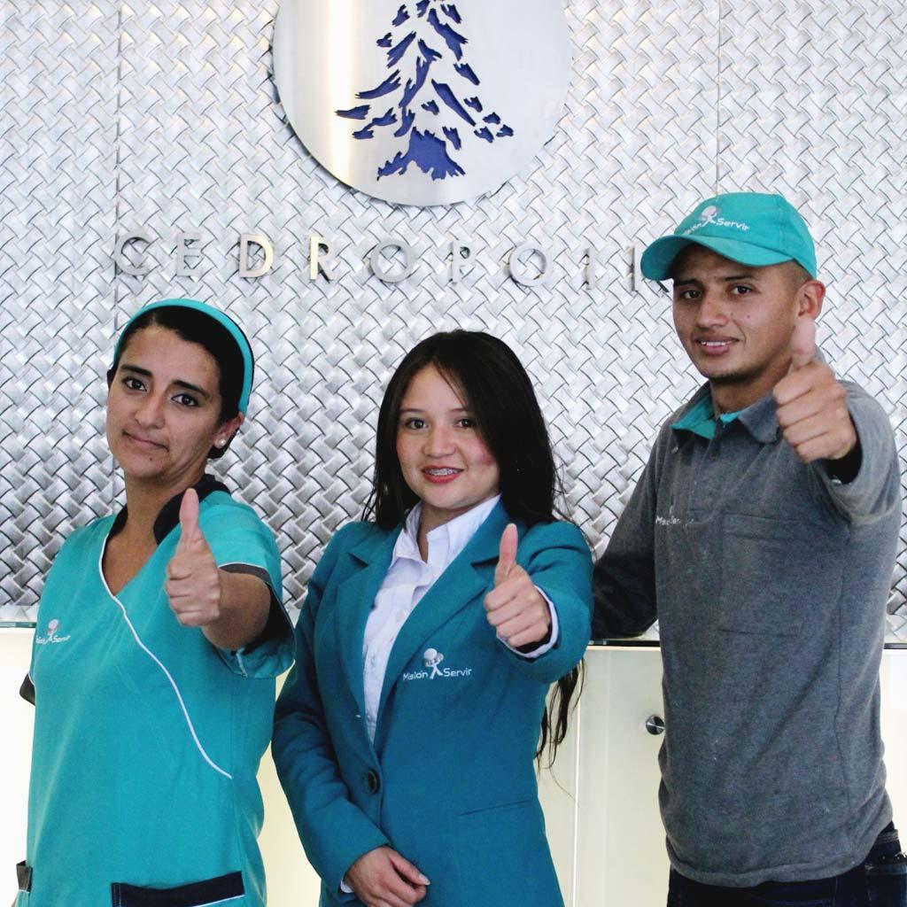 Empresas de Aseo en Bogotá - Misión Servir