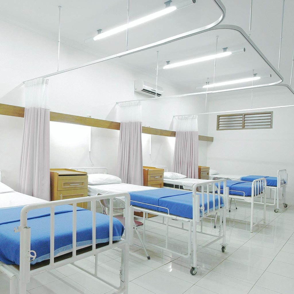 Limpieza en entidades de Salud - Misión Servir