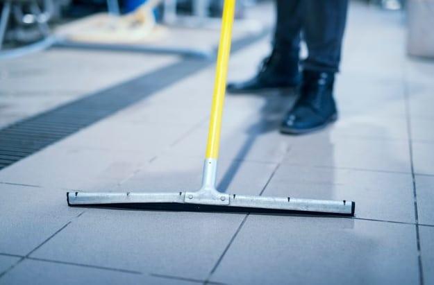 Servicio de limpieza para la Propiedad Horizontal Residencial