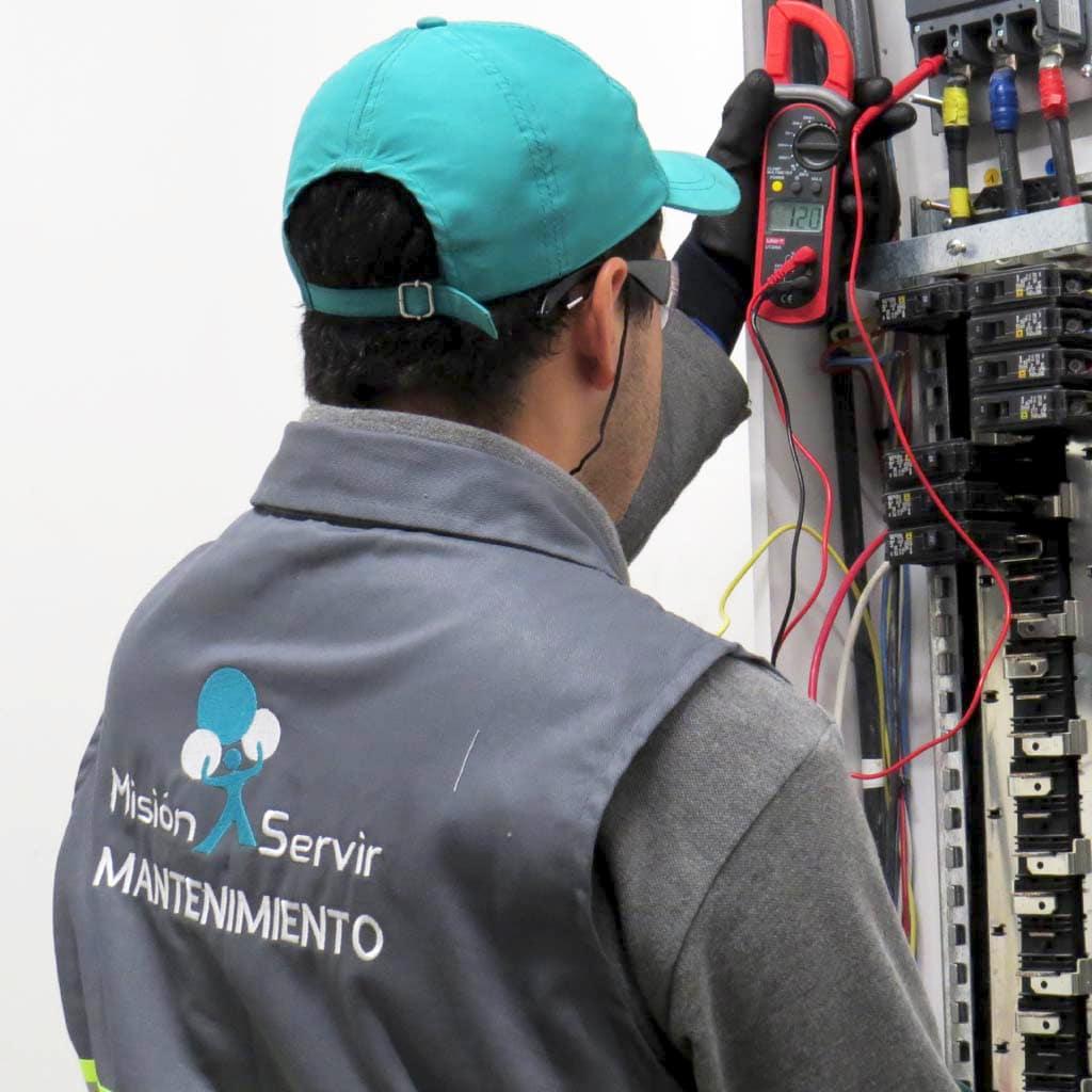 Servicios de aseo y mantenimiento locativo - Misión Servir