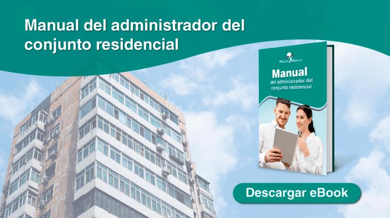 Descargar el manual del Conjunto Residencial - Misión Servir