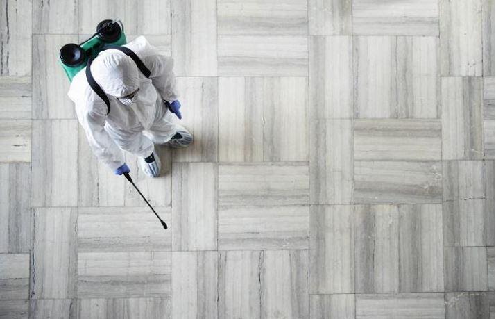Servicios profesionales de limpieza y medidas de bioseguridad