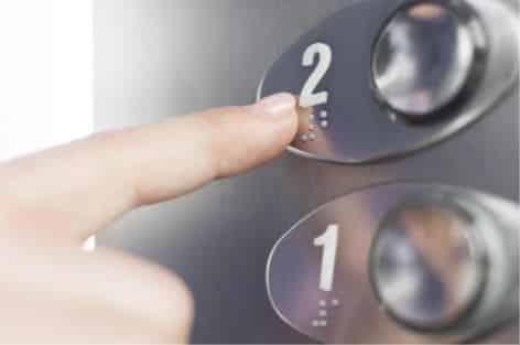 presentar la limpieza de elevadores