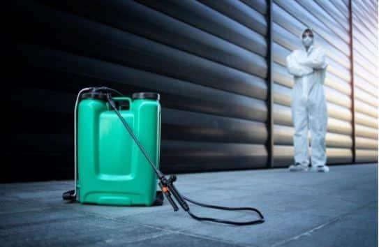 Qué hacer si profesionales de limpieza no cumplen