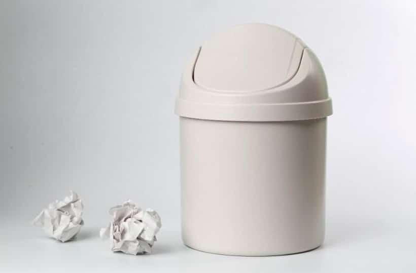 Cómo separar la basura según tipos de residuos