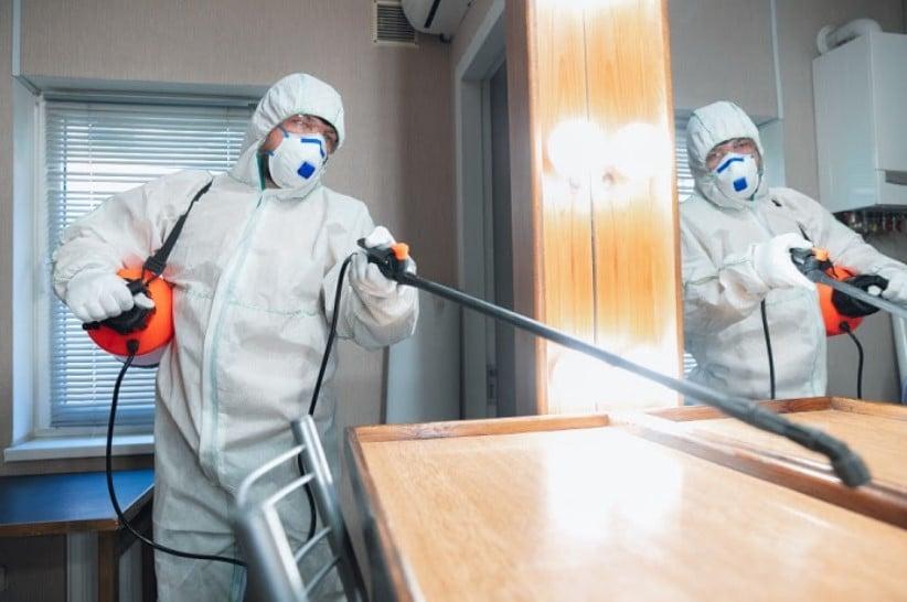 Importancia de la limpieza y sanitización oficina segura