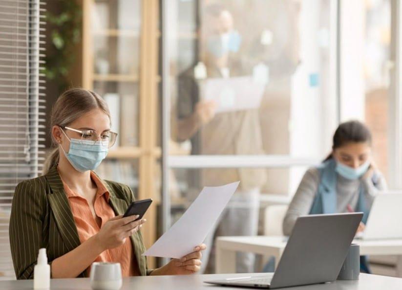 Establecer normas para el personal significa oficinas seguras